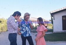 JOHNNY HALLYDAY 70s DIAPOSITIVE DE PRESSE ORIGINAL VINTAGE SLIDE #126