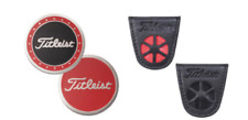 Titleist Japan Golf Pocket Clip Ball Marker AJBM91 2019 Black