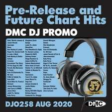 DJ Only 258 Promo Double Chart Music CDs ft. Anne Marie Fe. Doja Cat To Be Young