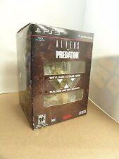 alien vs. predator hunter edition (sony playstation 3 ps3, 2010) neu versiegelt