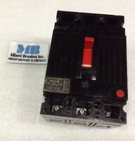 THED136100 General Electric Circuit Breaker 3 Pole 100 Amp 600V 2 YEAR WARRANTY