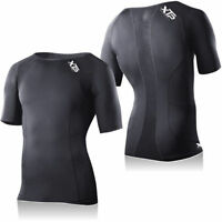 Compression T shirt XTP Sport Training gym workout base layer under armour skin