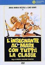 Dvd L'Insegnante Al Mare Con Tutta La Classe (1979) - Lino Banfi ....NUOVO