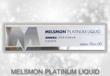 NEW!!! Melsmon Placenta PLATINUM Liquid 10ml x 30, for 30day