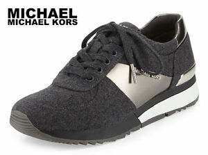 MICHAEL MICHAEL KORS Women's Allie Trainer Sneakers Sport Designer Fashion