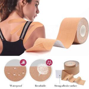 5M Push-up Invisible Bra Sticker Kit Breast Lift Tape Roll Nipple Cover Boob HOT