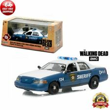 Rick and Shane's 2001 Ford Crown Victoria Police Interceptor