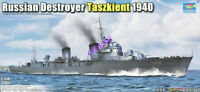 Trumpeter 05356 1/350Soviet Navy Destroyer Tashkent 1940 Plastic Model 2019 NEW
