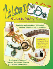 The Lazee Daizee : Guide To Viking Knit  Book by Stephanie Eddy  & Michael Eddy