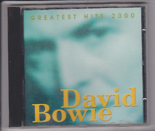 David bowie greatest hits 2000 (CD)