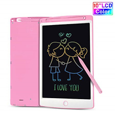 LCD Writing Tablet, 10 Inch Colorful Screen Digital eWriter Electronic Graphics