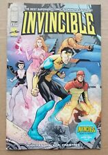 INVINCIBLE #1 COMIC - Amazon Prime Video Edition