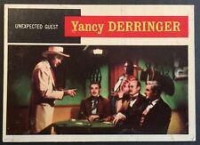 Vintage 1958 Topps TV WESTERNS card #36 UNEXPECTED GUEST- combined ship