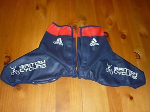 ADIDAS BRITISH CYCLING RACE WINTER OVERSHOES BRAND NEW IN BAG SIZE SMALL