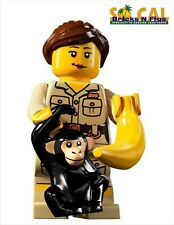 LEGO Minifigures Series 5 8805 Zookeeper NEW