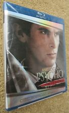 American Psycho Uncut Version New Sealed Blu-Ray Movie Christian Bale Reese With