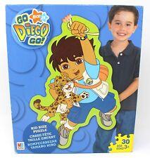 GO DIEGO GO Kid Size puzzle Nickelodeon adventure kids Nick Jr Unopened Sealed