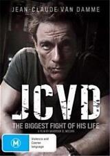JCVD : NEW DVD : Jean-Claude Van Damme