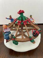 Dept 56 - Merry Go Roundabout - Dickens Village - 56.58533 - NRMT