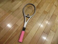 """Vintage Head Arthur Ashe Competition 2 Tennis-Racquet Racket 4 3/4"""" Boron Flex"""