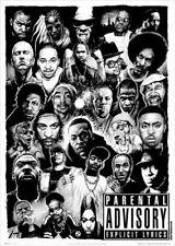 def53d8e7fb4 Rap Gods Music Hip Hop Maxi Poster Print 61x91.5cm