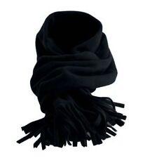 Bufanda de hombre en color principal negro