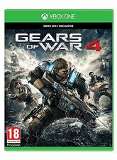 Gears of War 4 XBOX ONE - Excellent -1st Class Delivery