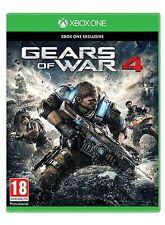 Gears of War 4 XBOX un - Excellent - 1er classe livraison