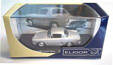 ALPINE A108 COUPE SPORT 1959 - ELIGOR ECHELLE 1/43 VOITURE CAR AUTO RENAULT 877C