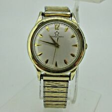 Vintage Eterna-Matic Automatic Swiss EXA 17 Jewels 14k Gold Filled Watch