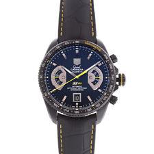 Tag Heuer CAV518J Grand Carrera Chronograph Automatic Men's Watch [b1113]