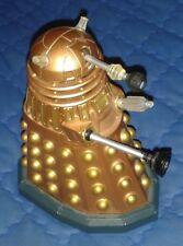 """2006 *** 5"""" GOLD / BRONZE DALEK *** DR DOCTOR WHO VIVID"""