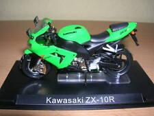 Ixo Altaya Kawasaki ZX-10R ZX - 10R grün green Motorrad 1:24 Motorbike Moto