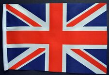 "UNION JACK BUDGET FLAG small 9""x6"" Great Britain British BUDGET GREAT FOR CRAFTS"