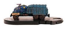 Mechwarrior #127 Basil Kozaka - J-37 Ordnance Transport