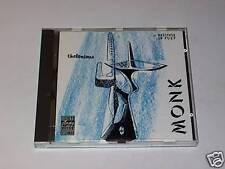 CD - THELONIOUS MONK - THELONIOUS MONK - Riverside