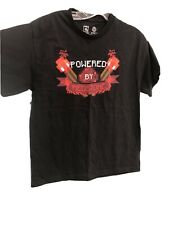 Minecraft Powered By Red Stone Steve Youth's T-Shirt