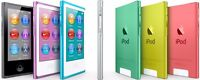 Apple iPod Nano 7th Gen 16GB MP3 Player Blue Yellow Silver Green Space Gray