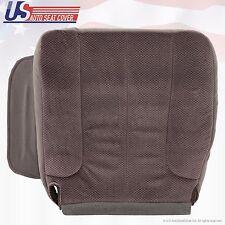 2003 2004 2005 Dodge Ram 1500 2500 3500 SLT Driver Bottom Cloth Seat Cover Tan