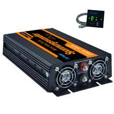 Convertisseur 12V 220V sinusoïdal pur(Pure Sine Wave) 1000W 2000W Inverter