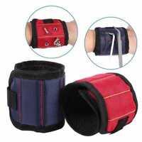 Magnetische Armband Gürtel Scissor Halter Tool Storage Drill Wristband Armband
