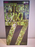 BNIB 2004 Medicom Futura Real Action 12' figure MoWax Unkle Pointman RARE NY