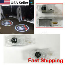 2X LED Car Door Logo Laser Shadow Projector Lights for Acura ZDX MDX TL TLX RLX