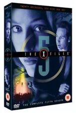 The X Files Season 5 DVD 1994 by David Duchovny Gillian Anderson Chris C.