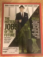 Time Magazine May 22 2000 The Hottest Jobs of the Future Rudy Giuliani's Crisis