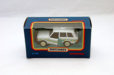 Matchbox Superkings Kingsize K 165 Range Rover Police N/b (#b1)