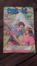 "VINTAGE 1974 MEXICAN COMIC CHANOC # 769 ""ROMANCE CON LA MUERTE"" ED. HERRERIAS"
