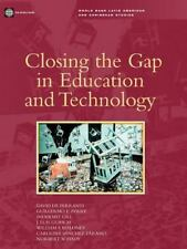 Closing the Gap in Education and Technology (World Bank Latin American and Cari