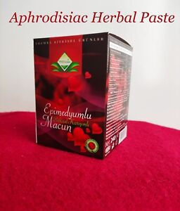 Aphrodisiac Libido Enhancer Natural Epimedium Macun 240GR * EXPRESS SHIPPING*