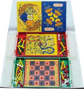 1954 Assorted Pocket Games Comon-Tatar, Inc. Buffalo NY